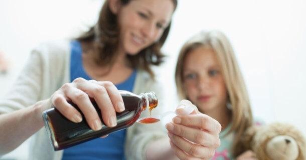 Leki na uspokojenie dla dzieci